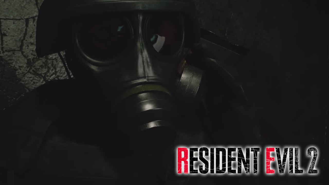 Resident Evil 2 Demo Exclusive Trailer Reveals Hunk And Tofu