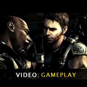 Resident Evil 5 Gameplay Video
