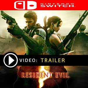 Resident Evil 5 Nintendo Switch Prices Digital or Box Editions