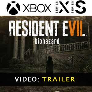 Resident Evil 7 Biohazard Xbox Series X Video Trailer