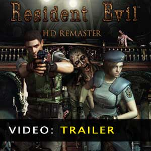 Resident Evil HD Remaster Trailer Video
