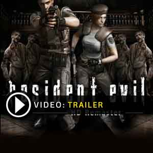 Buy Resident Evil HD Remaster CD Key Compare Prices