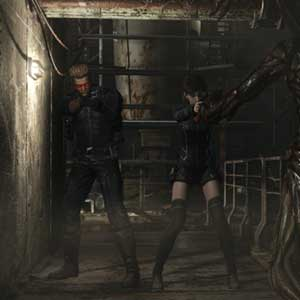 Resident Evil Origins Collection PS4 Enemy