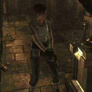 Resident Evil Origins Collection PS4 Character
