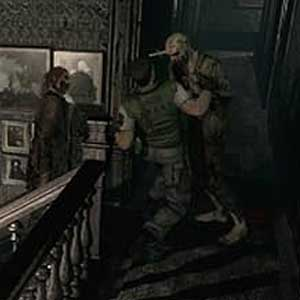 Resident Evil Origins Collection Fight