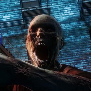 Resident Evil Racoon City Zombie