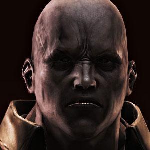 Resident Evil Racoon City Tyrant