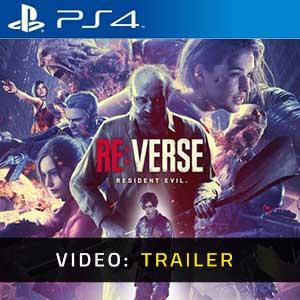 Resident Evil Re:Verse PS4 Video Trailer