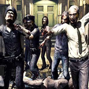 Resident Evil Umbrella Corps Zombies