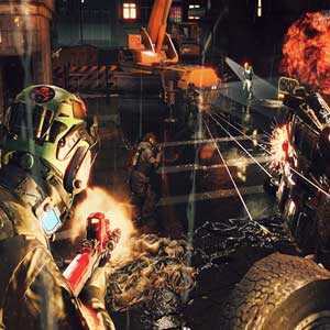 Resident Evil Umbrella Corps Battle