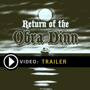 Buy Return of the Obra Dinn CD Key Compare Prices