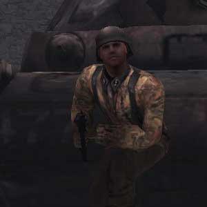 Return To Castle Wolfenstein Tank