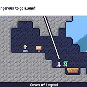 caves of legend