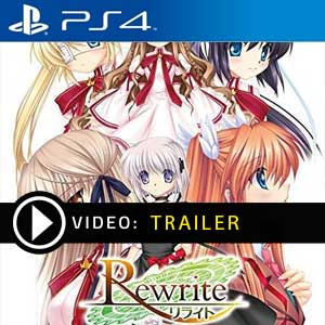 Buy Rewrite PS4 CD Key Compare Prices