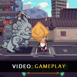 Rhythm Fighter Gameplay Video