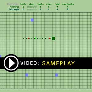RhythmSnake Gameplay Video