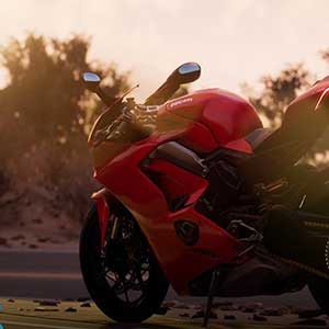 Ride the most beautiful and powerful bike