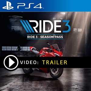 Ride 3 Season Pass PS4 Prices Digital or Box Edition