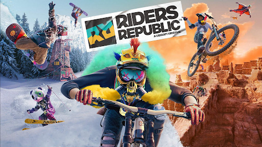 is Riders Republic Steep 2?