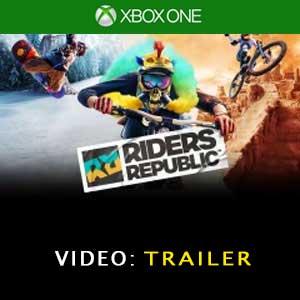 Riders Republic Trailer Video