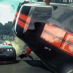Ridge Racer Unbounded - Head on Race