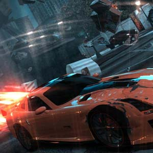 Ridge Racer Unbounded - Sprint