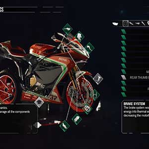 Rims Racing Japanese Manufacturers Deluxe Motorbike Mechanics