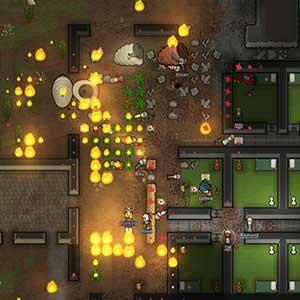 crash-landed survivors