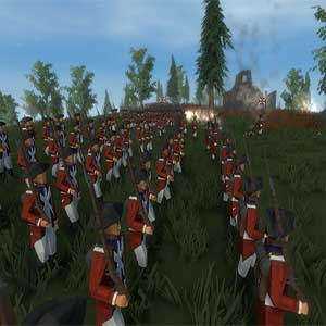 bayonet charges