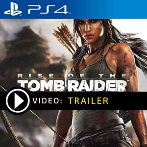 Rise of the Tomb Raider PS4 Prices Digital or Box Edition