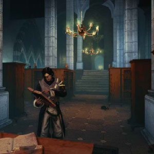 Risen 2 Dark Waters Game Character