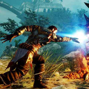 Risen 3 Titan Lords The Unnamed Hero