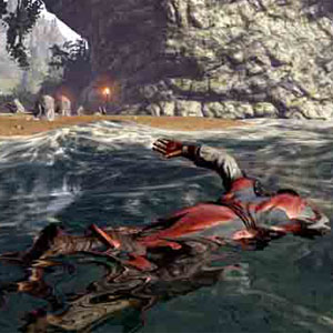 Risen 3 Titan Lords PS4 At the Crab Coast