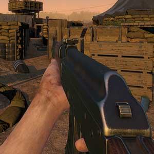 Rising Storm 2 AK47 Weapon