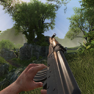 Rising Storm 2 Vietnam ak47 Weapon