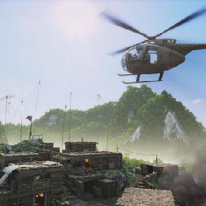 Rising Storm 2 Vietnam helicopter landing