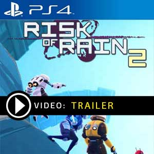 Risk of Rain 2 PS4 Prices Digital or Box Edition