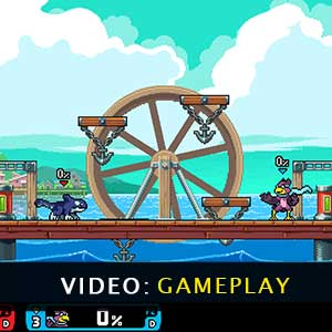 Rivals of Aether Gameplay Video