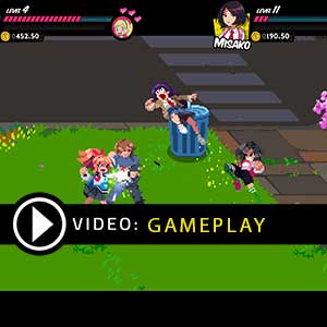 River City Girls Gameplay Video