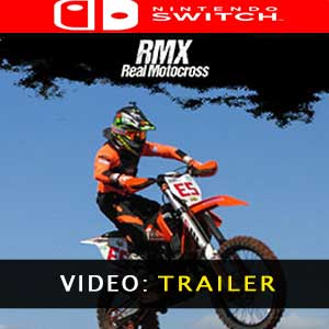RMX Real Motocross Nintendo Switch Prices Digital or Box Edition