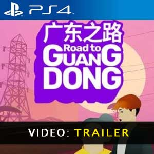 Road to Guangdong PS4 Prices Digital or Box Edition