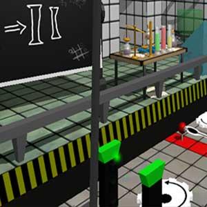 RoboTraps Lab room