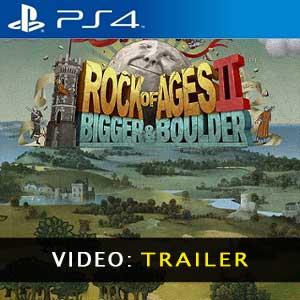 Rock of Ages 2 Bigger & Boulder PS4 Video Trailer