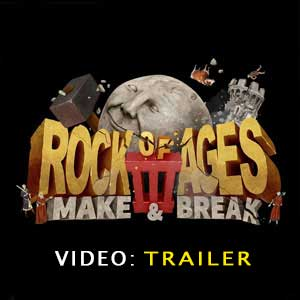 Buy Rock of Ages 3 Make and Break CD Key Compare Prices