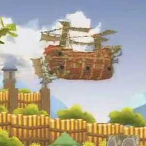 Rocket Knight - Ship
