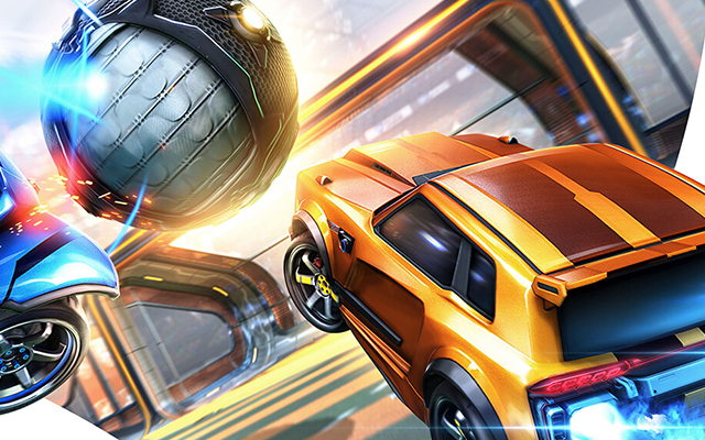 Rocket League Free to Play on Epic Games