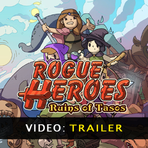 Rogue Heroes Ruins of Tasos Video Trailer