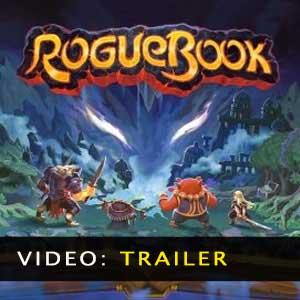 Roguebook Trailer Video