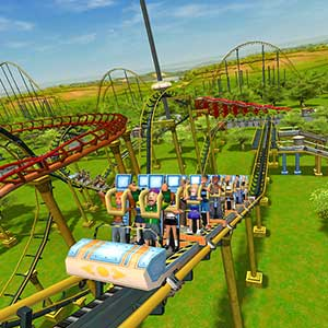RollerCoaster Tycoon 3 Complete Edition Rollercoaster