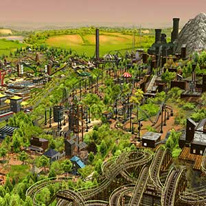 RollerCoaster Tycoon 3 Complete Edition Theme Park